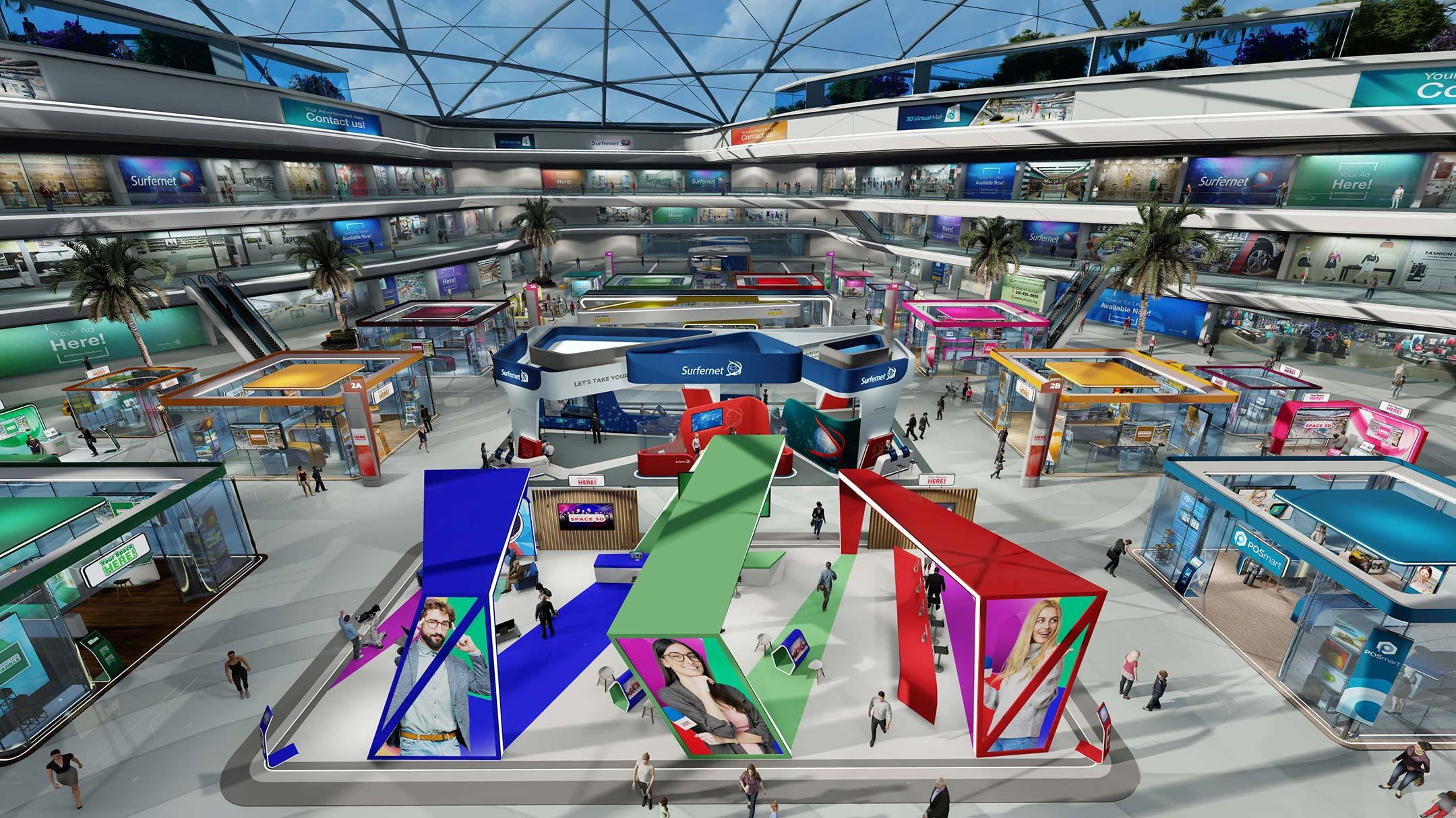 3D AdaMax Mall